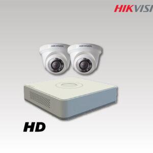 Kit de Cámara Hik Vision